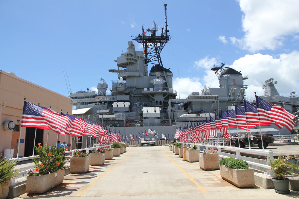 Pearl Harbor USS Missouri, Honolulu O'ahu