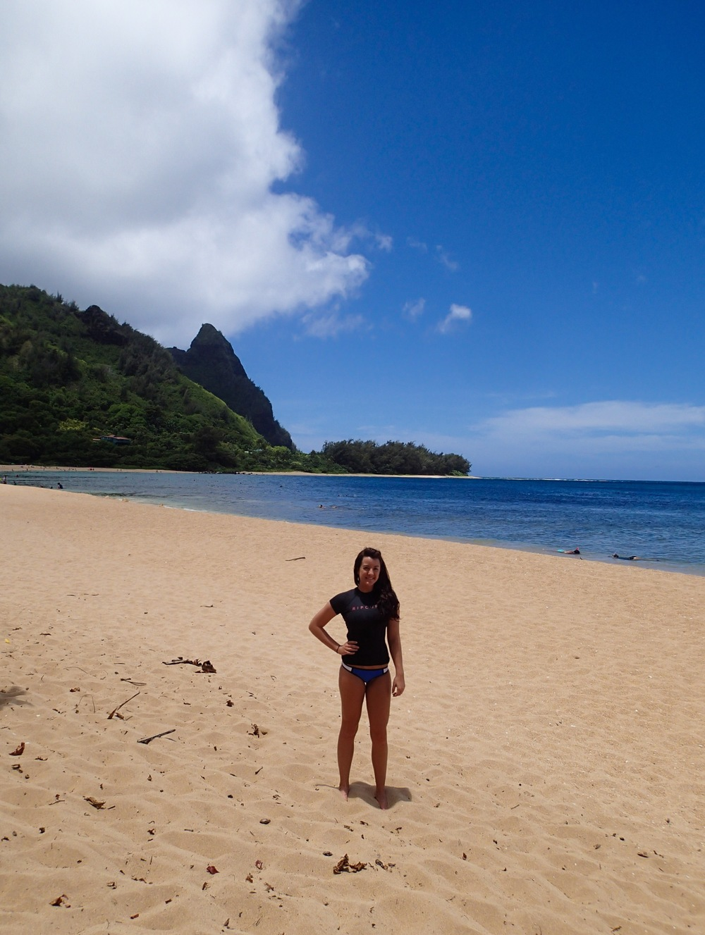 Tunnels Beach, Kaua'i
