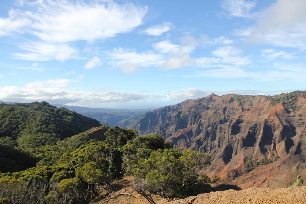 Waimea Canyon, Kaua'i