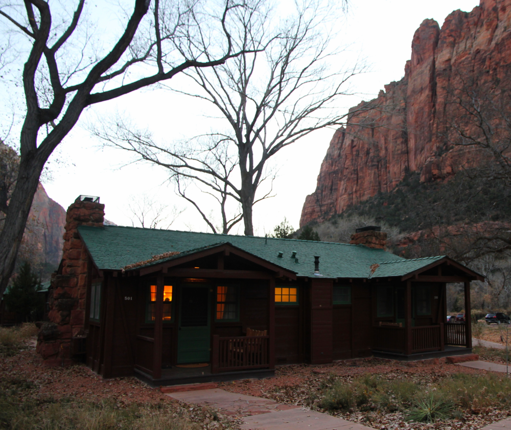 Cabin Zion National Park, Utah