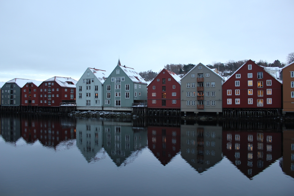 The Royal City of Trondheim, Norway