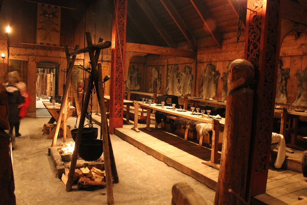 Lofotr Viking Feast, Norway