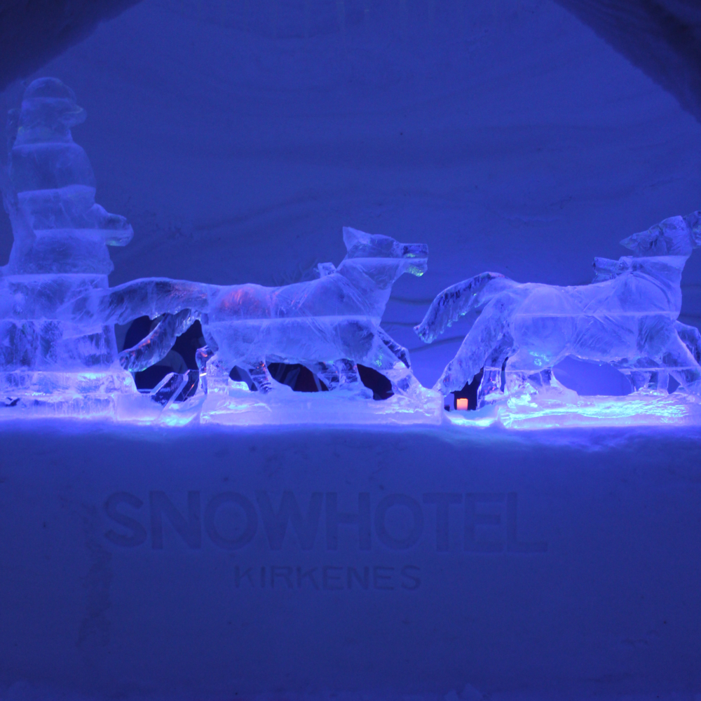 Snow Hotel, Kirkenes Norway