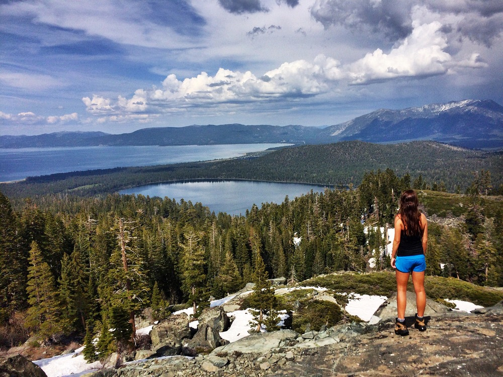 Mt. Tallac - South Lake Tahoe, California