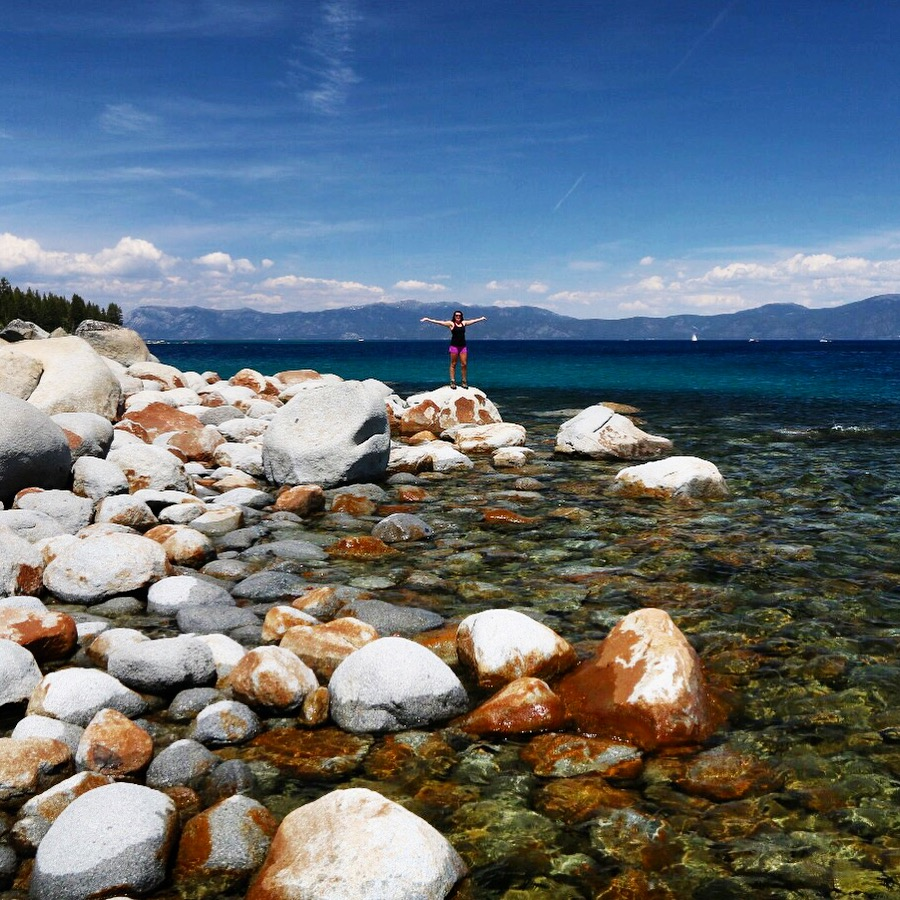 The Beach - South Lake Tahoe, California