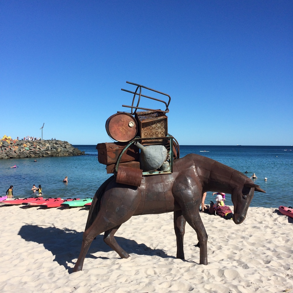 Sculptures By the Sea - Cottesloe, Western Australia