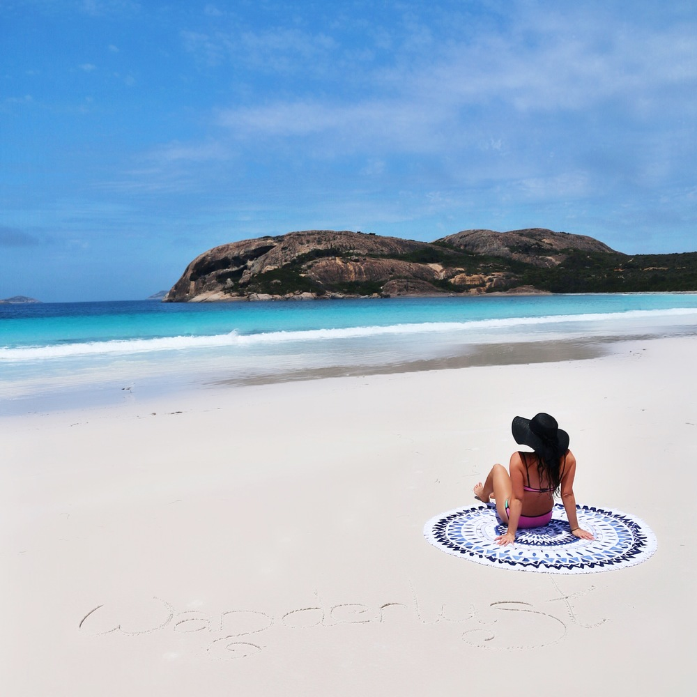 Lucky Bay - Esperance, Western Australia