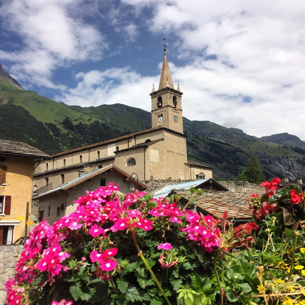 Lanslebourg-Mont-Cenis Village