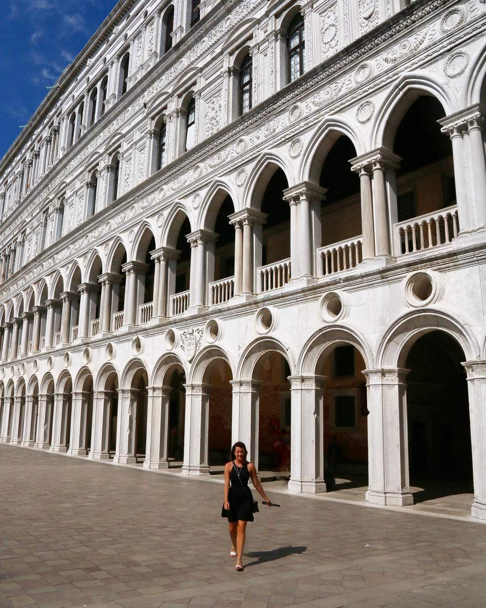 Doge's Palace (with no one around, winning)