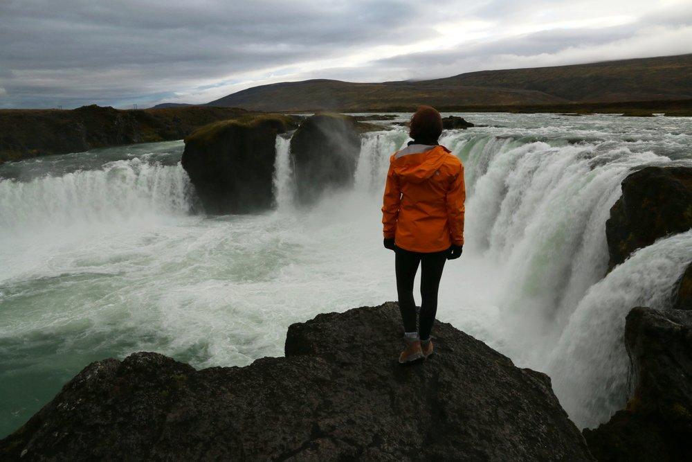 Góðafoss Waterfall, Iceland