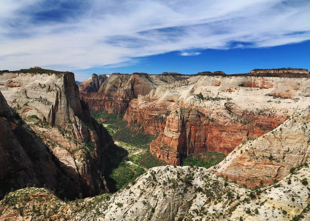 Observation Point - Zion National Park (Utah)