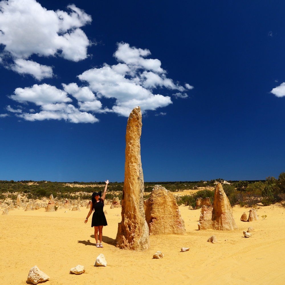 The Pinnacles - Western Australia