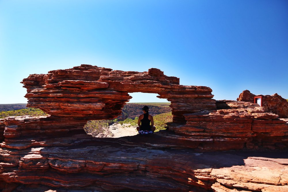Natures Window - Western Australia