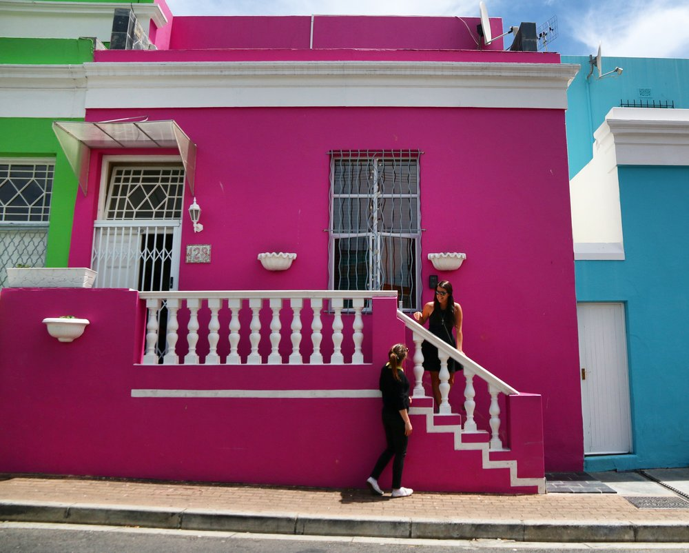 Bo-Kaap Cape Town - South Africa