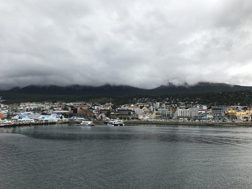 Ushuaia Port - Argentina
