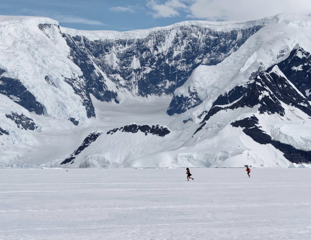 Antarctica Running Club