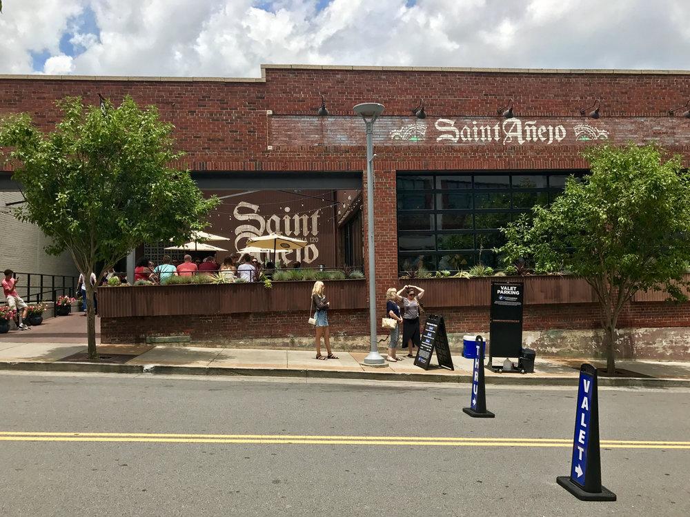 Saint Anejo - Nashville