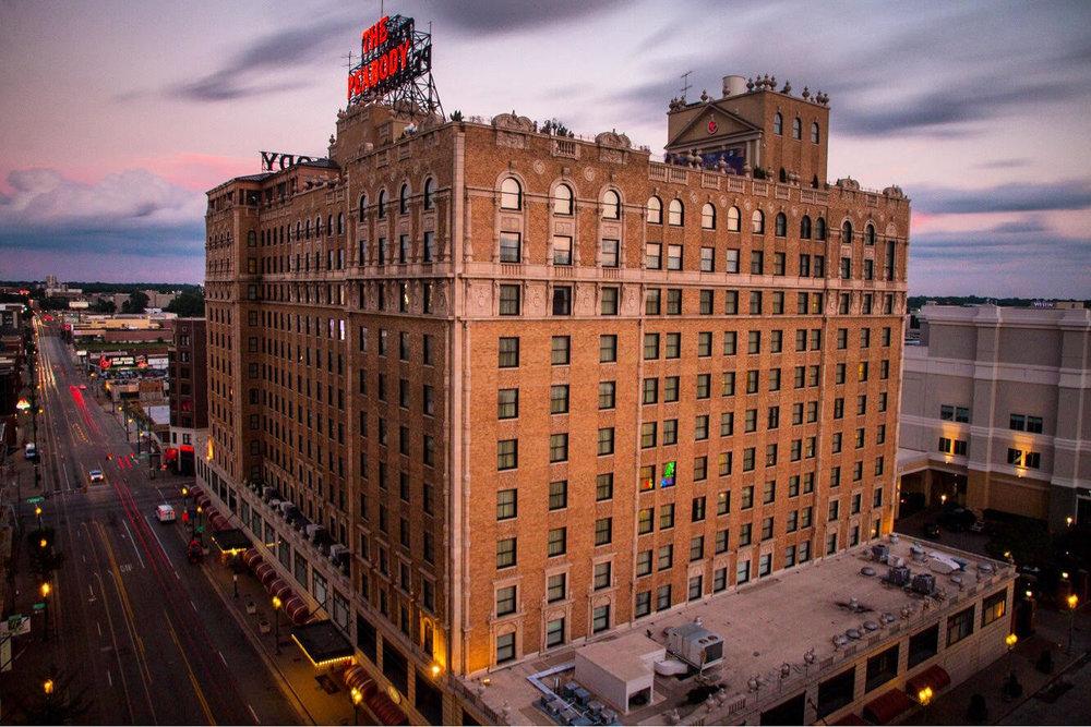 The Peabody Hotel - Memphis