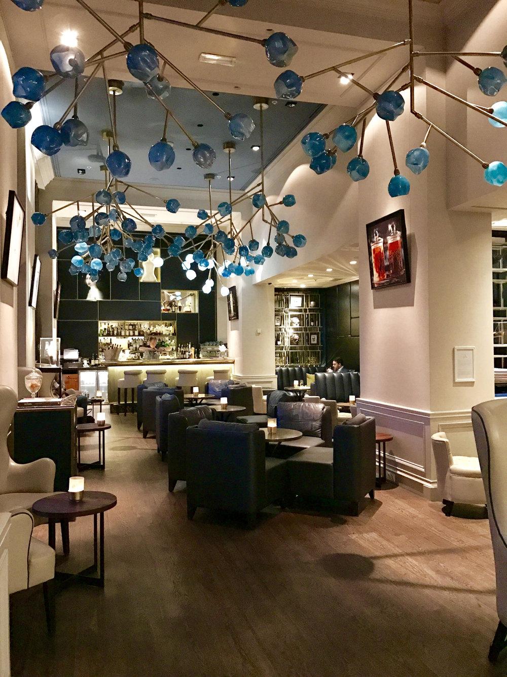 The A Bar - Amstel Hotel