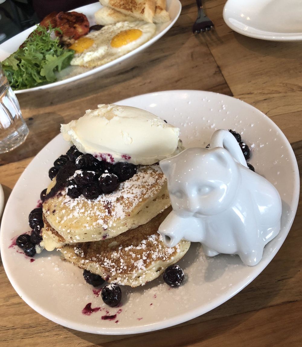 Brunch at Launderette, Austin Texas