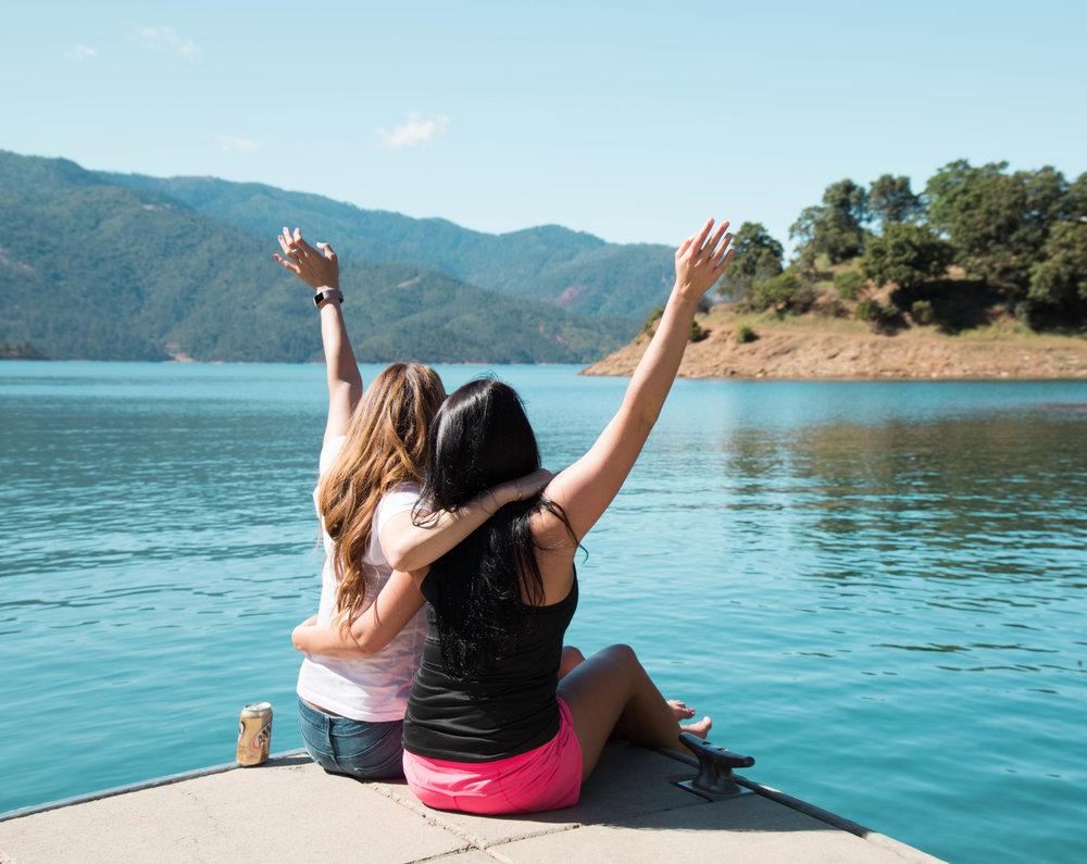 Shasta Lake - California