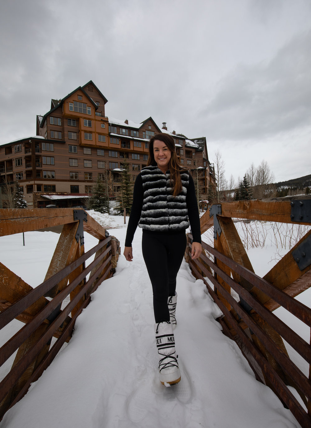 Zephyr Mountain Lodge, Winter Park Resort, Colorado
