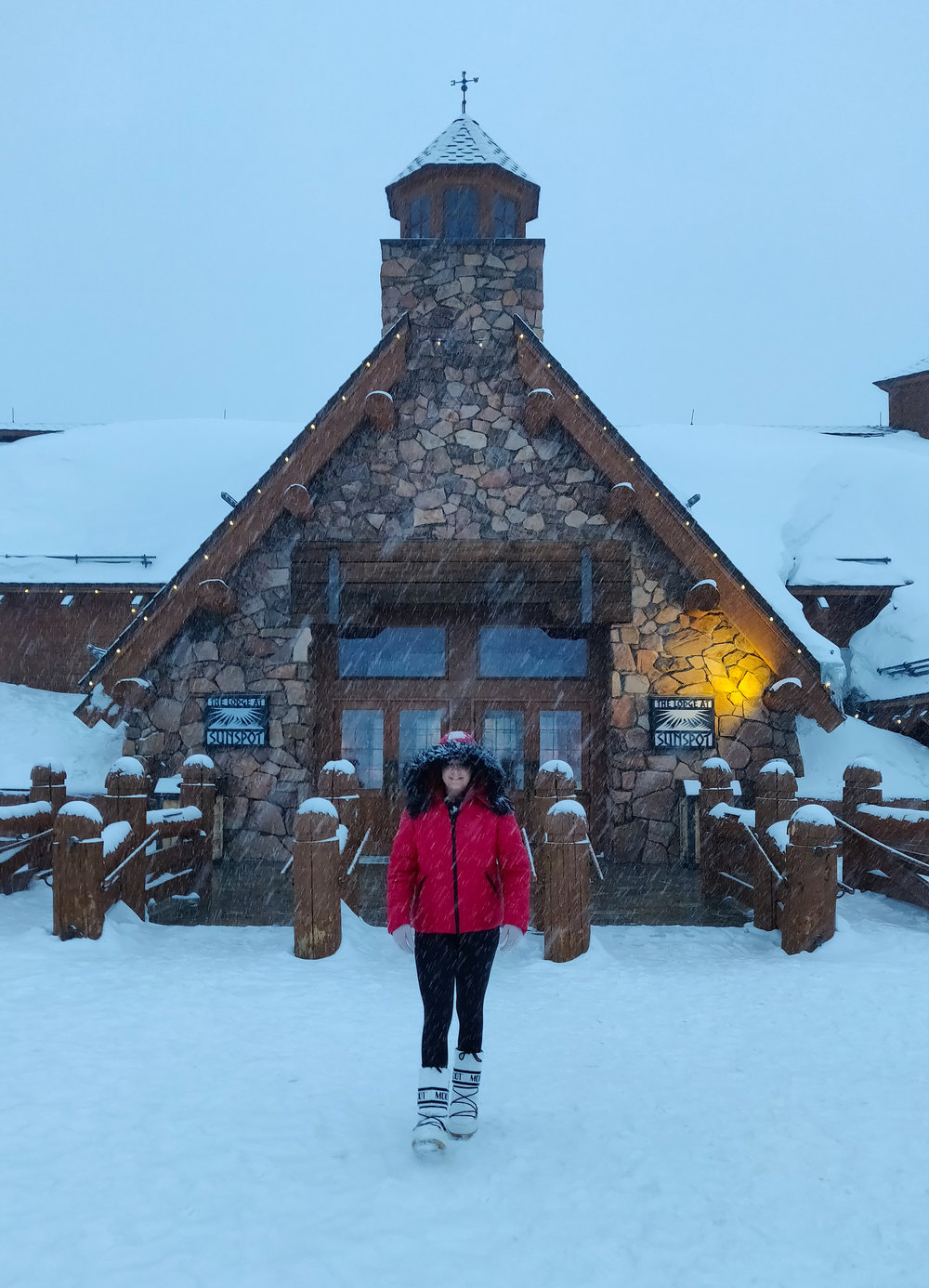 Lodge at Sunspot, Winter Park Resort, Colorado