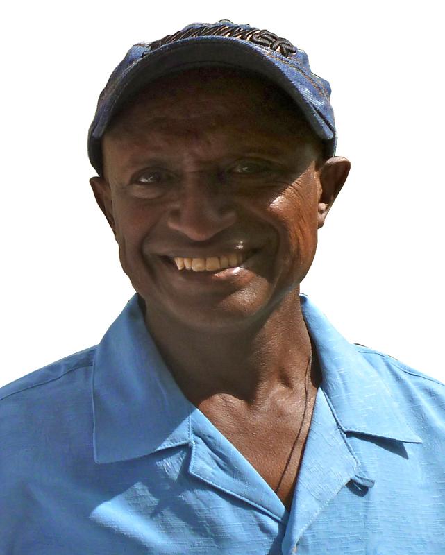 GENERAL CONTRACTOR    Mesfin Tsige   Partner und Bauleiter für die Errichtung des Gebäudes vor Ort.
