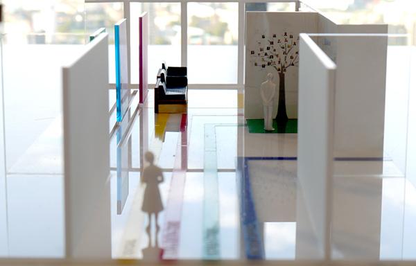 Barclays design space