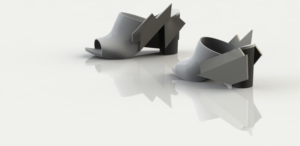 3d printed fashion accessories