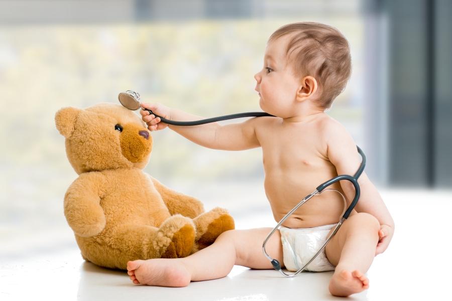 Leistungsspektrum Kinder- und Jungendmedizin