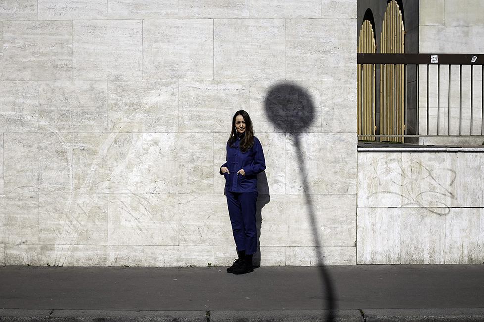 Faten Gades. Photographe. Paris. 2016.