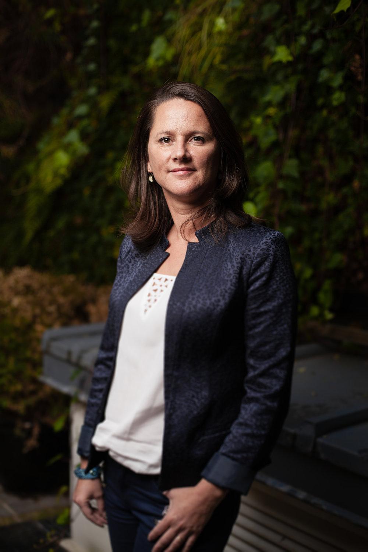 Johanna Rolland, Maire de Nantes. 2016.Pour Socialter.