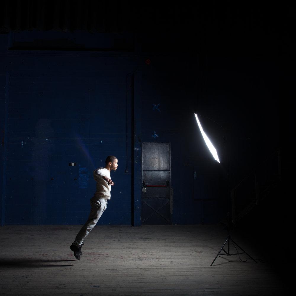 Rochdi Belgasmi. Danseur- Chorégraphe. Tunis.