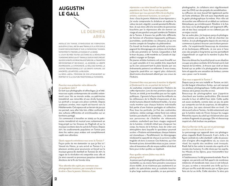 """Catalogue de l'exposition collective """"Traces, fragments d'une Tunisie contemporaine."""" Musée des Civilisation de l'Europe et de la Méditerranée (MuCEM). Marseille."""