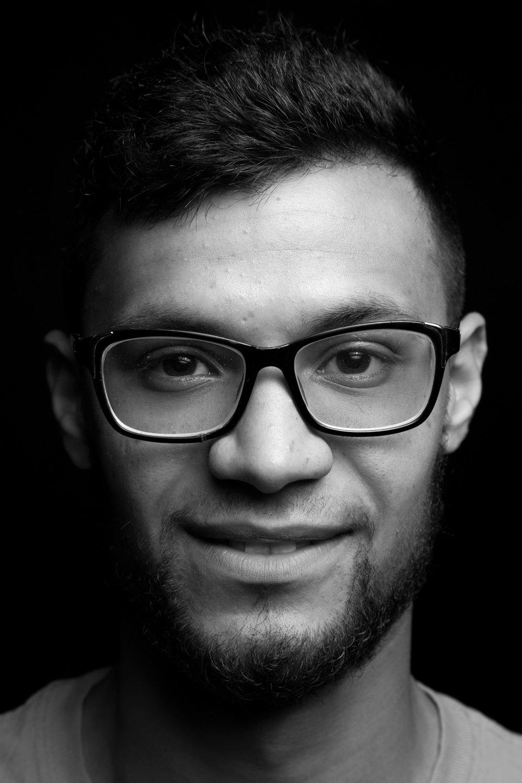 """Portraits des photographes de l'atelier """"Portraits et droits humains"""" en collaboration avec l'Organisation Mondiale Contre la Torture. Session 2. Mars 2018. Tunisie."""