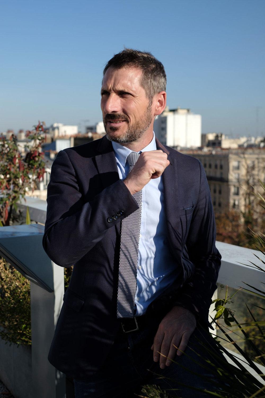 Matthieu Orphelin, député La République En Marche. Paris. Le Point. Nov 2018