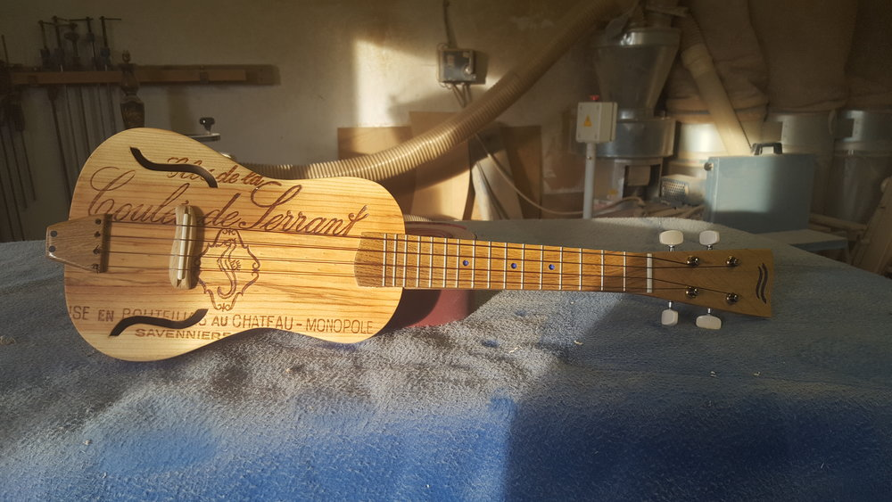 Personalised Guitar