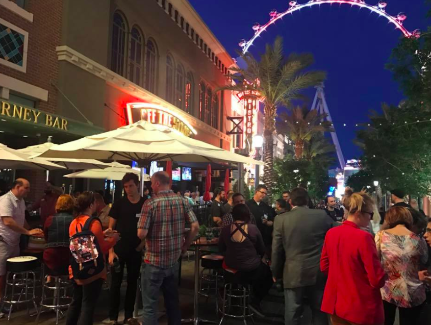 Vegas Meet-up at NAB Show