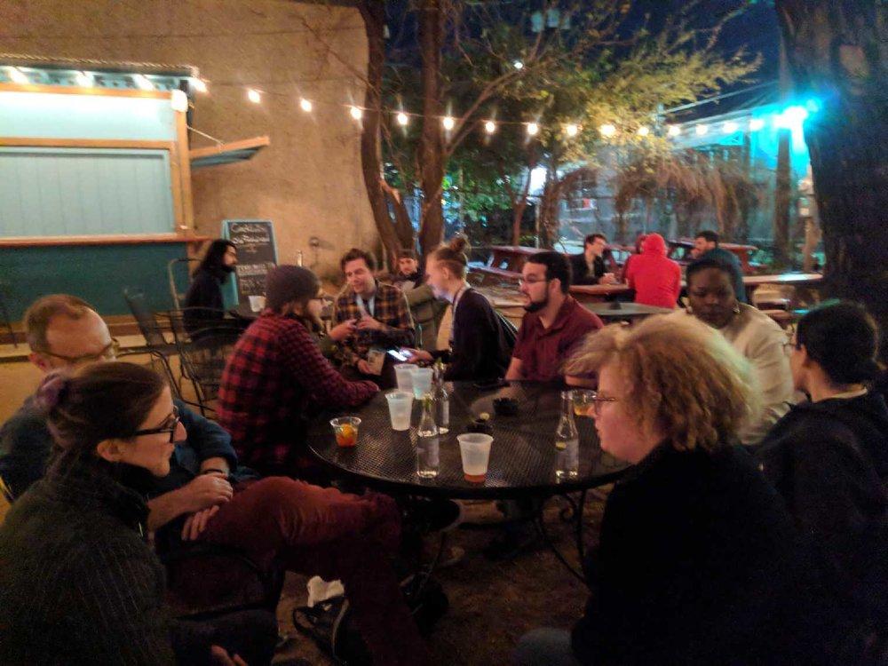 SXSW 2018 Meet-up