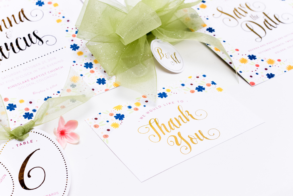 Copy of Golden Flourish Wedding Suite