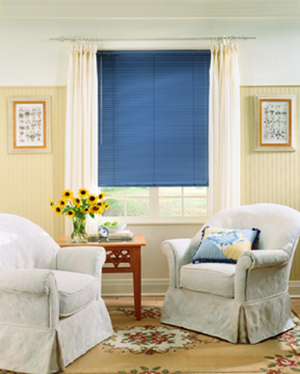 Copy of custom aluminum blinds