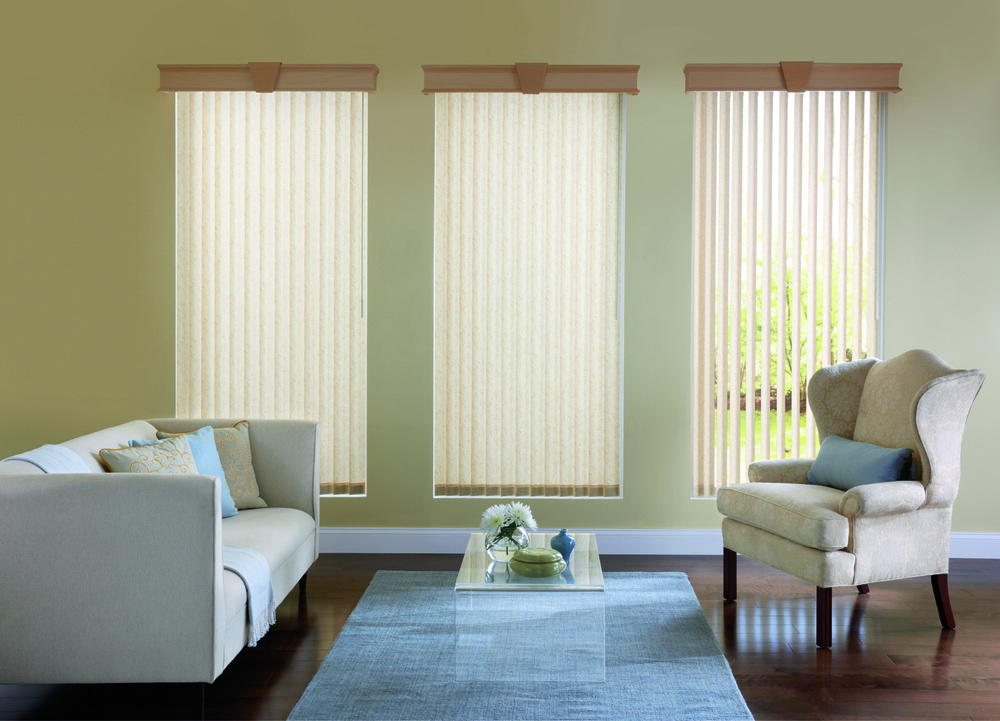 Indianapolis Panel Blinds