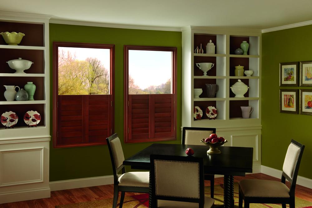 Copy of custom shutters