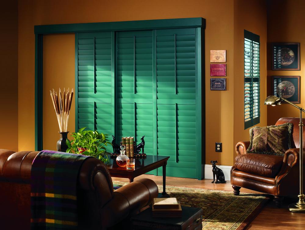 Copy of green shutters