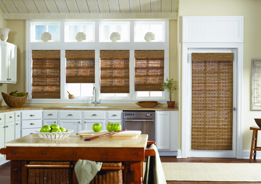 Copy of woven wood shades