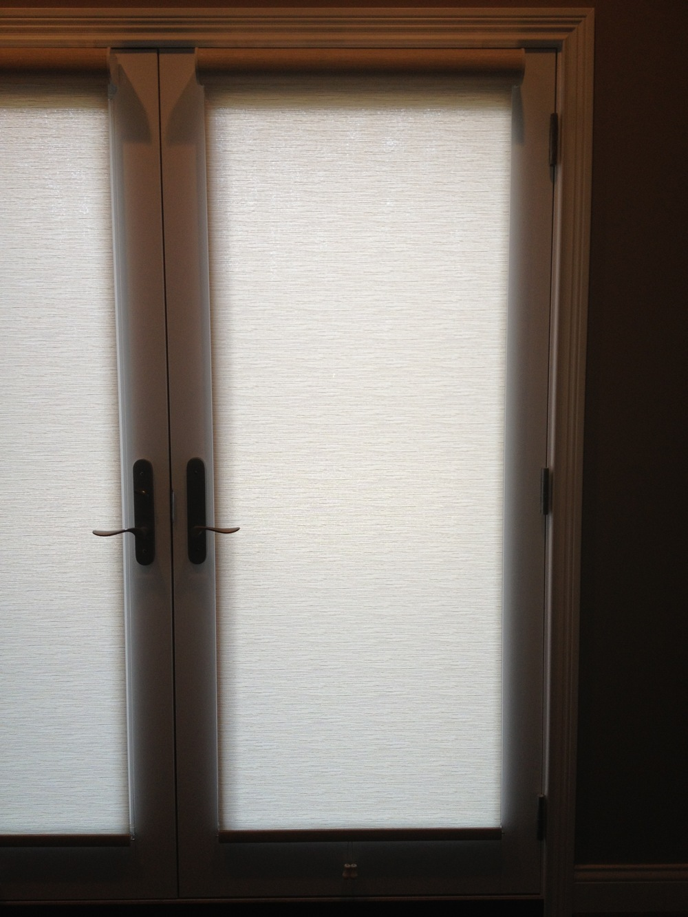 Village of West Clay - Cordless Roller Shade on Doors.jpg