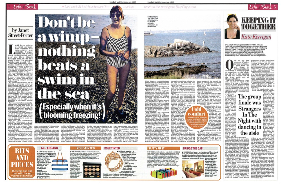 The Irish Daily Mail