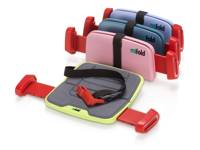 The Mifold booster seat