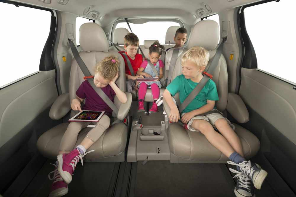 carpool kids mifold
